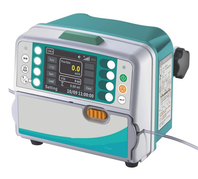 Compact Portable Medical Infusion Pump With Anti - Bolus Function