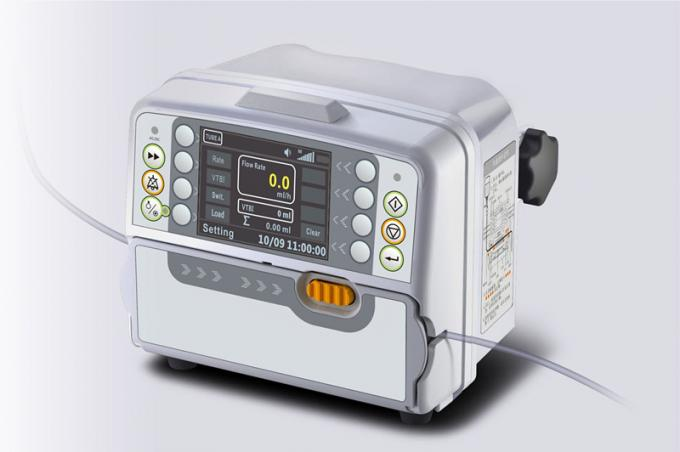 2000 History Records Portable Medical Devices , Enteral Feeding Pump With RS232 Interface