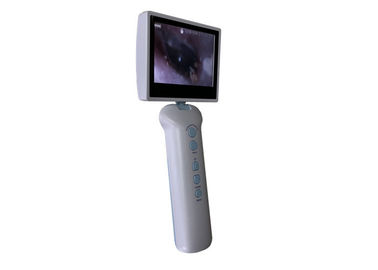 3.5 Inch LCD Screen Digital Video Otoscope ENT Camera for Ear Nose Throat with Lithium Battery