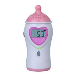 চীন Earphone And Speaker Fetal Heart Rate Doppler With Large Backlight LCD Display কারখানা